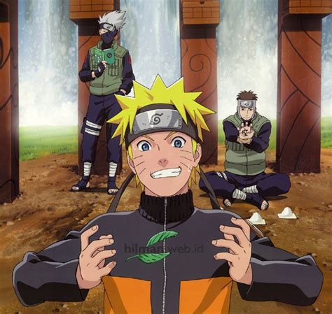 All My Mind Character Profile Uzumaki Naruto