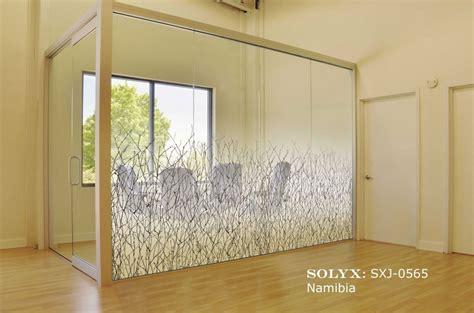 solyx decorative window gradient window