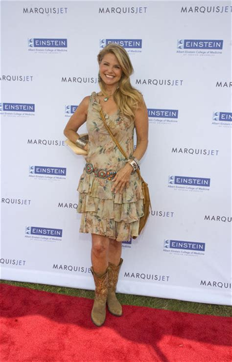 christie brinkley day dress christie brinkley clothes