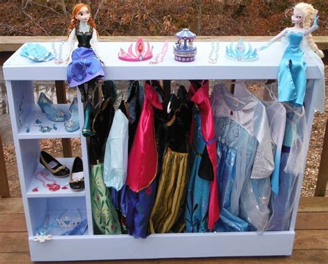 dress up station dress up storage dress up closet