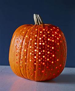 30, Easy, Pumpkin, Carving, Ideas, For, Halloween, 2017