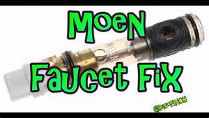 Single Handle Moen Faucet  1225 Cartridge