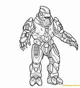 Halo Coloring Pages Spartan Printable Flood Odst Sheets Easy Drawings Chief Master Spartans Team Template Sangheili Draw Getcolorings Coloringpagesonly Getcoloringpages sketch template