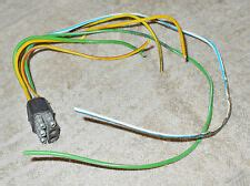 Cougar Complete Tail Light Wiring Harness Mercury