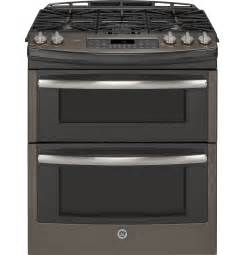 GE Profile Double Oven Gas Range