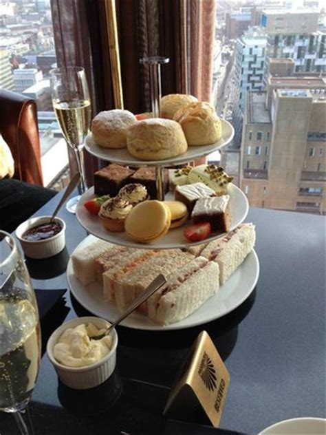 Afternoon Tea  Picture Of Panoramic 34, Liverpool