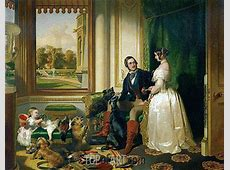 Queen Victoria, Prince Albert and Victoria, Princess Royal