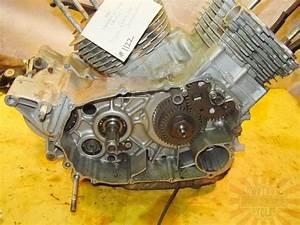 Yamaha Xv920 Virago Xv 920 Engine Bottom End Tranny