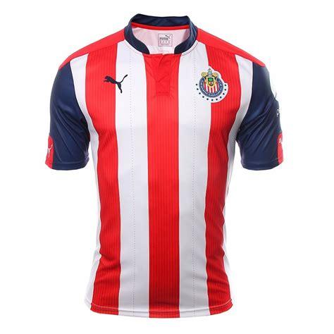 Jersey Oficial Original Puma Chivas Guadalajara 20162017