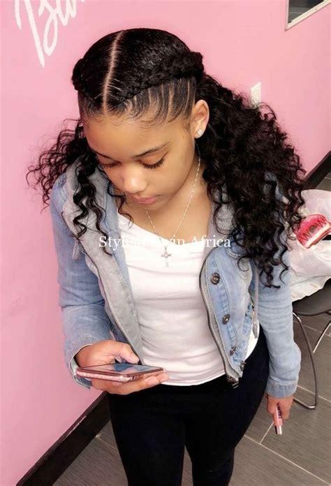 Easy Hairstyles For Little Black Girl On Stylevore