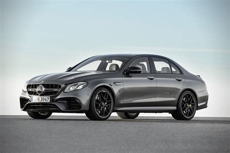 2018 Mercedesbenz Amg E63 S Sedan Hiconsumption