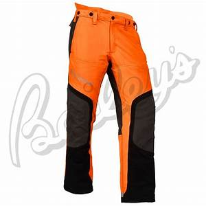 Husqvarna Hi-Viz Technical Chainsaw Protective Pants