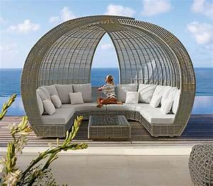 Spartan, Shade And Iglu: Luxury Lounge Daybeds From ...