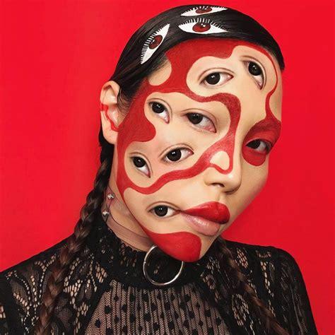 mimi choi makeup portraits  blow  mind