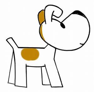 How to Draw Reks the Cartoon Dog with Easy Step by Step ...