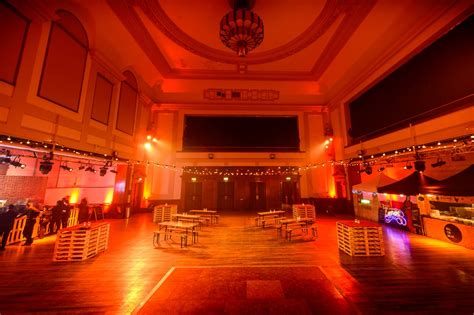 best christmas party venues in central london 2016