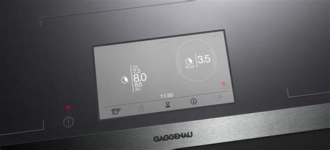 Gaggenau appliances induction hobs, ovens and more