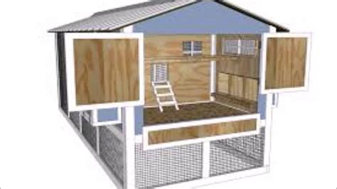 build  modern poultry house   build