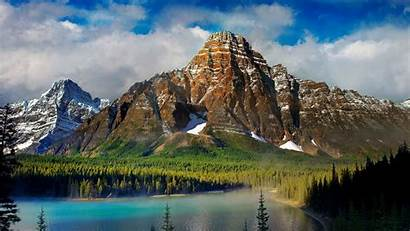 Nature Wallpapers Scenery Lake Mountains Backgrounds Wallpaperaccess