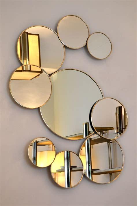 applique murale pour chambre adulte les 25 meilleures idées de la catégorie miroirs ronds sur