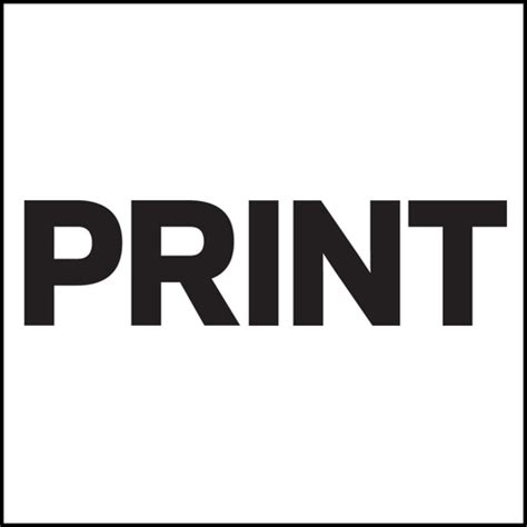 Print Magazine (@printmag)  Twitter. Picsart Editing Stickers. Cheap Posters. Gun Case Decals. Order Your Own Stickers. Frost Logo. Painting Company Murals. Stingrays Logo. Epic Stickers