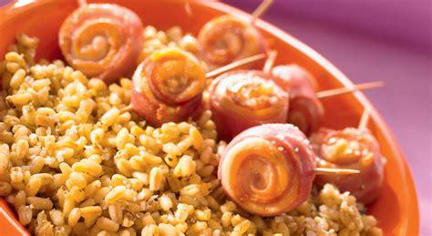 comment cuisiner le blé une recette simple et rapide d ebly à l italienne