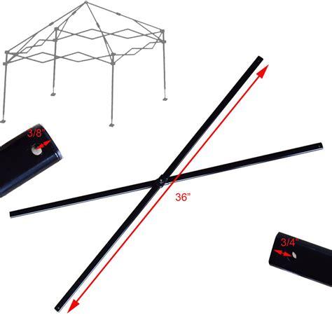 12x12 coleman canopy coleman 12 x 12 canopy gazebo side truss bars 36