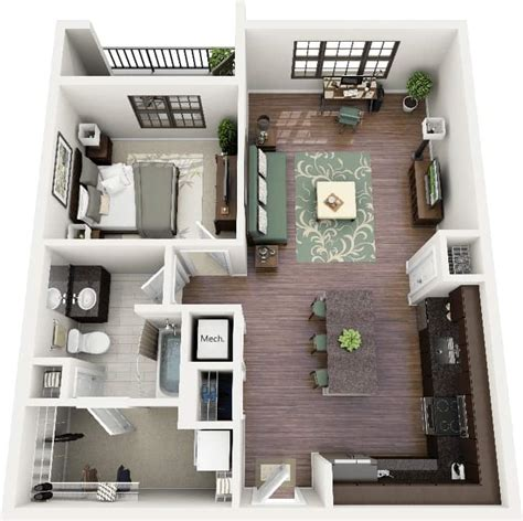 Living Room Layout Ideas Apartment