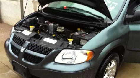dodge caravan sport   engine  sale youtube