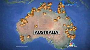 Koalas dying by the hundreds in Australian wildfires