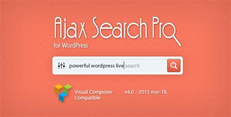 Ajax Search Pro For Wordpress Documentation · Gitbook