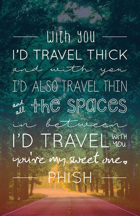 Phish Lyrics Quote Poster - My Sweet One | Phish, Phish ...
