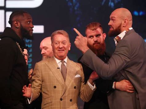 Tyson Fury vs Deontay Wilder 2: When and where to watch in ...