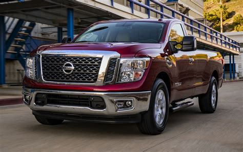 nissan titan sv  wallpapers  hd images car pixel
