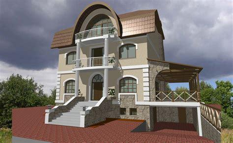 Foundation Dezin & Decor : Exterior elevations & view's