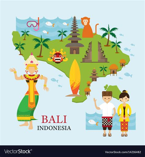 bali travel map  joshymomoorg
