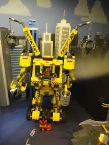 Construction Mech LEGO Movie Emmet