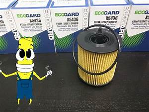 Premium Oil Filter For Gmc Terrain With 2 4l Engine 2010
