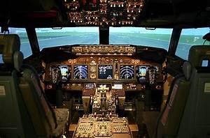 Simulateur De Vol Boeing 737 Lyon