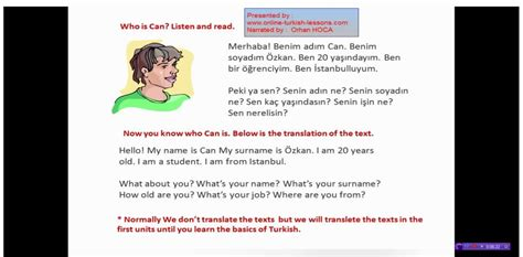 learn turkish  turkish lessons  beginners  youtube