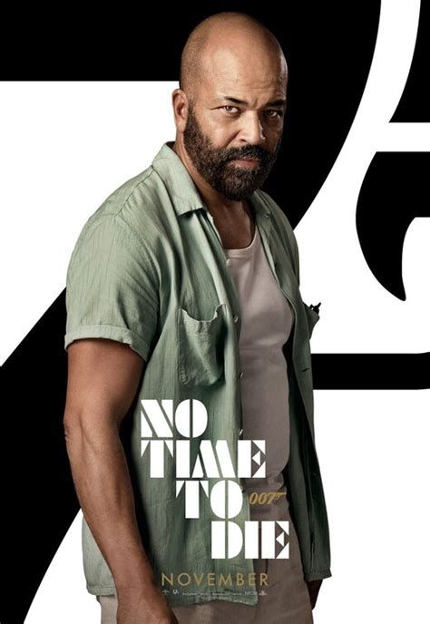 No Time to Die Movie Poster (#27 of 32) - IMP Awards