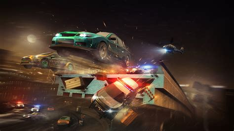 Need For Speed Limits Motor Madness Nvidia