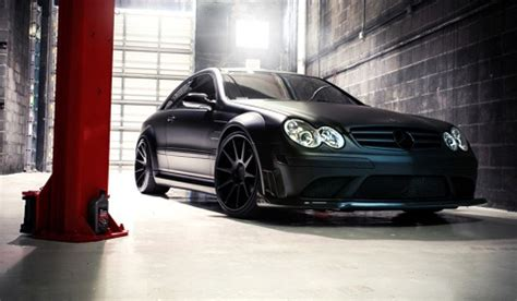 Mercedes Amg Clk 63 Black Series Adv 1 Wheels mercedes clk 63 amg black series on adv 1 wheels