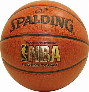 "Spalding NBA Cross Court Basketball (28.5"") 