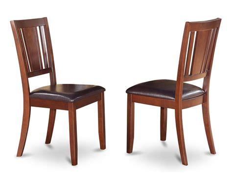 Kitchen Chairs by 2 Dudley Dining Room Kitchen Dinette Chair With Solid Wood