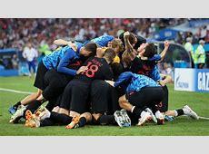 Russia vs Croatia live World Cup 2018 quarterfinal match