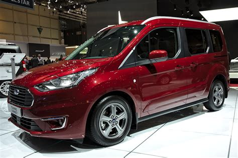 ford transit connect wikipedia bahasa indonesia