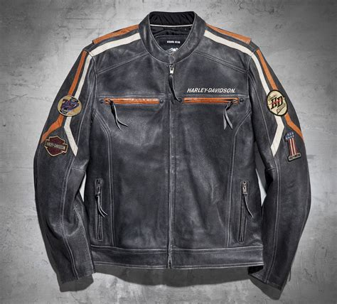 Davidson Jackets by S Boulevard Leather Jacket Leather Official Harley