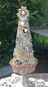 vintage jewelry christmas tree by 4twistedvintagegirls on etsy