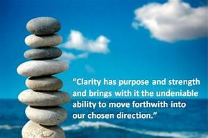 66 Top Clarity ... Clarity Relationships Quotes